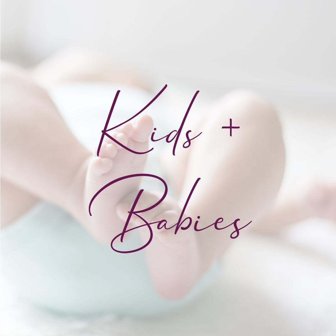 Healthy Kids and Babies
